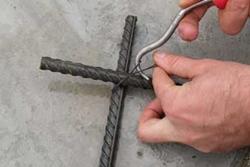 Крючок для вязания арматуры